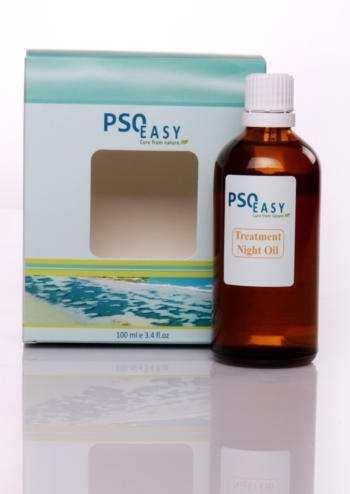 פסואיזי שמן לילה טיפולי Psoeasy
