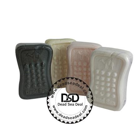 סבון חלב גמלים מינרליים ים המלח