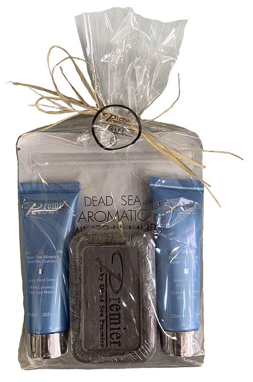 סט פרמייר ים המלח  מתנה משולב
