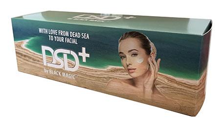 סט מוצרי פנים באריזה DSD