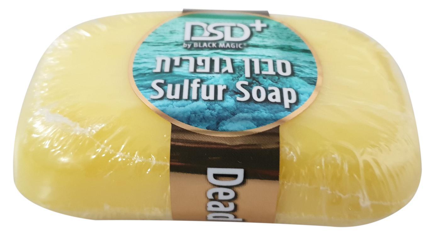 סבון גופרית ים המלח