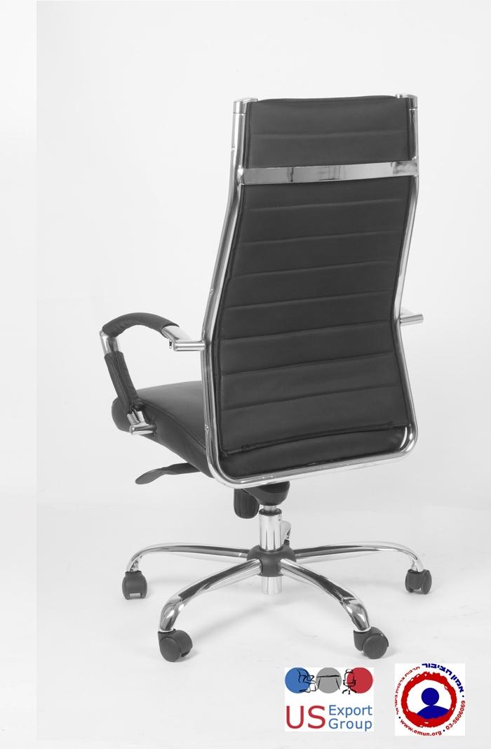 כסא משרדי מפואר  למנהל וחדרי ישיבות דגם אבסולוט