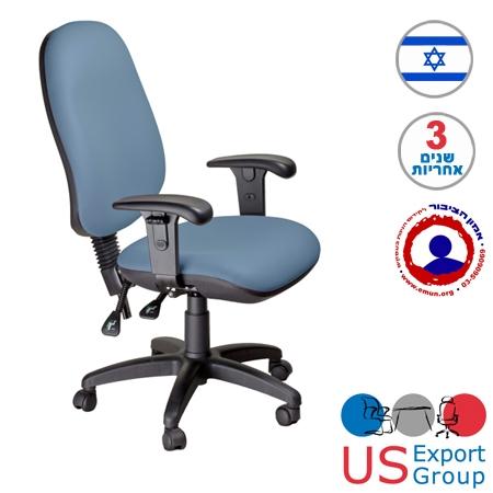 כסא אורטופדי לבעיות גב  מומלץ לכבדי משקל