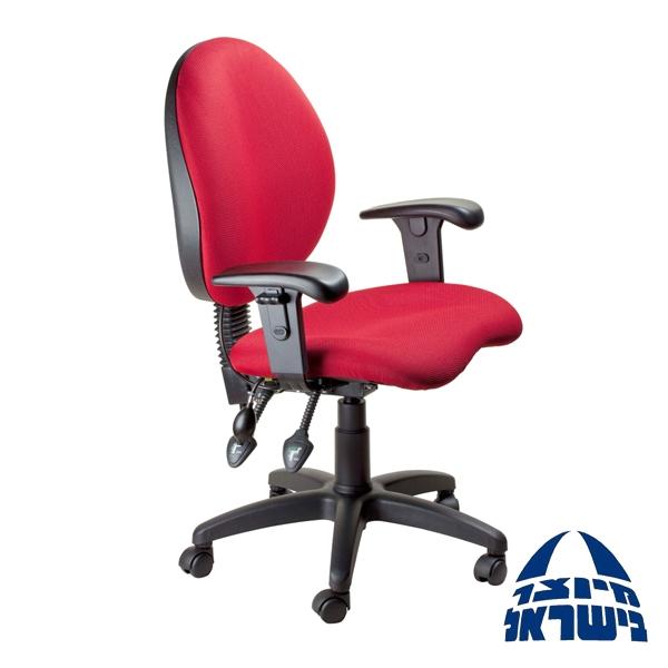 כסא מחשב אורטופדי מונע כאב גב תחתון כולל מושב אנטומי
