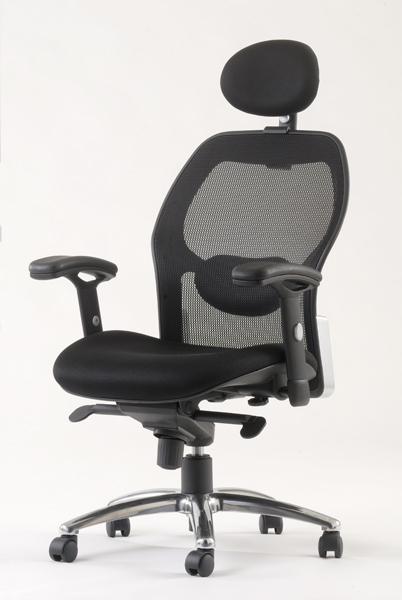 כיסא מנהלים למחשב ארגונמי דגם ריינבו
