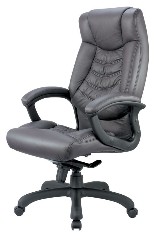 כסא מנהלים אורטופדי  גבוה לכבדי משקל דגם אפולו