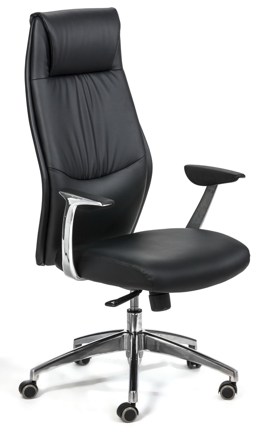 כסא מנהלים אורטופדי לכבדי משקל דגם טיטאניום