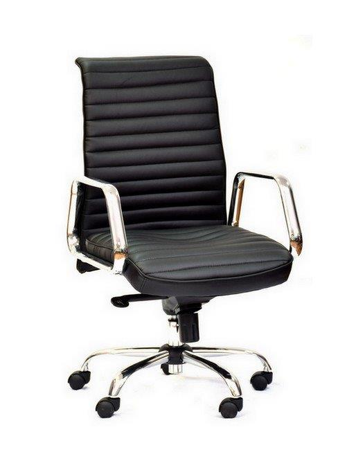 כסא משרדי יוקרתי לחדר ישיבות דגם רומא