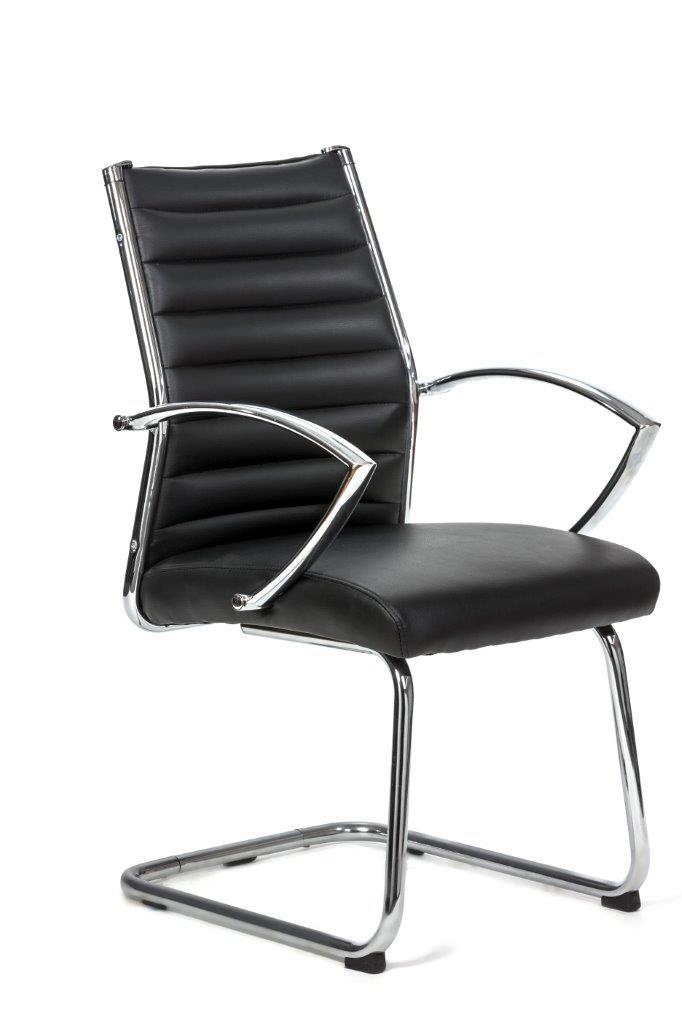 כסא אורח יוקרתי למשרד דגם מרטיני