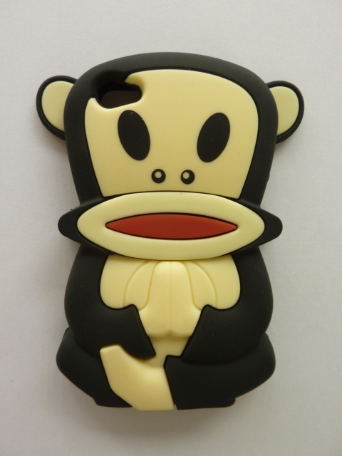 כיסוי סיליקון אייפון 4