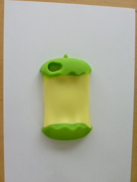 כיסוי סיליקון תפוח עץ ירוק
