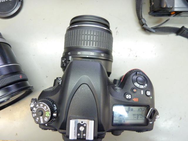 תיקון מצלמות  DSLR