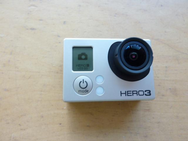 תיקון מצלמות GO PRO