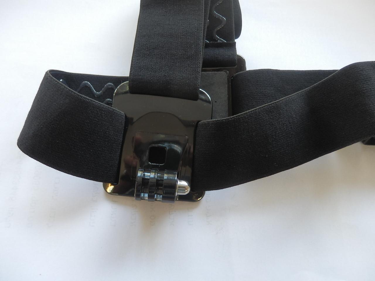 רצועת ראש למצלמת GoPro