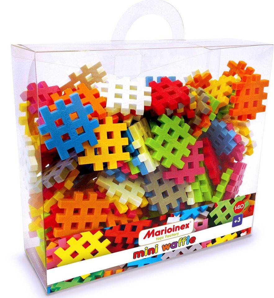 משחק וופל קיים במספר דגמים 500 חלקים ,350 חלקים וחלקים גדולים לילדים קטנים