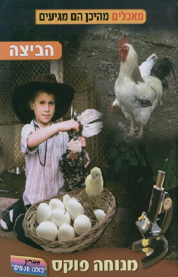 הביצה סדרת מאכלים מנוילן