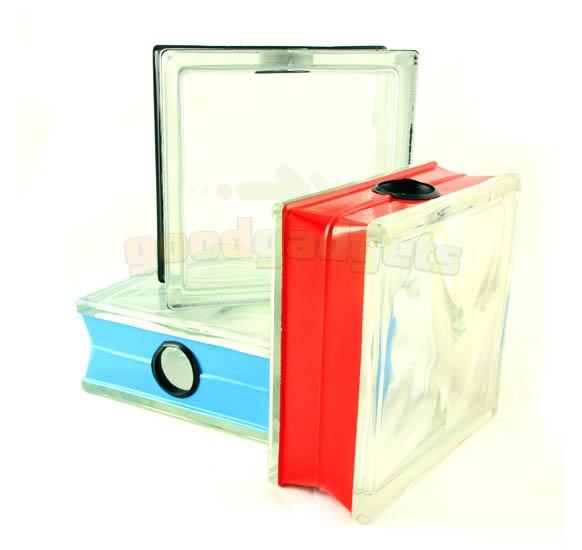 אקווריום לבנת זכוכית