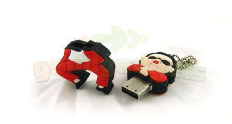 דיסק און קי דמויות USB Dinosaur Driver