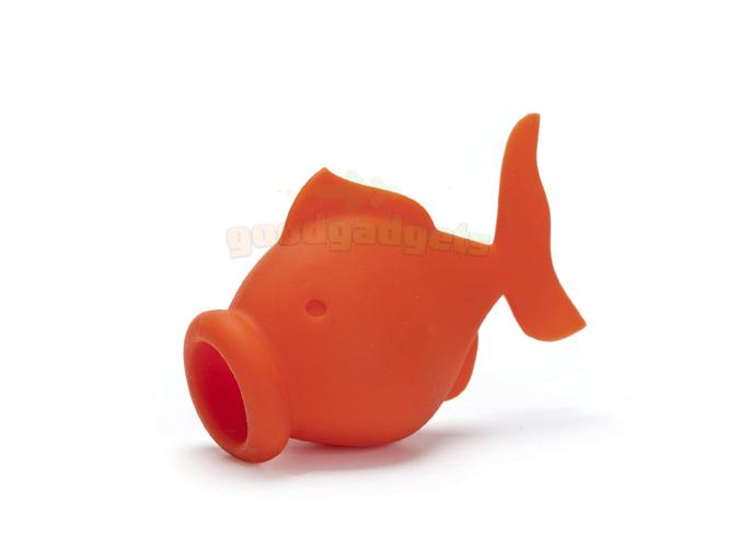 YolkFish דג סיליקון מפריד חלמון ביצה