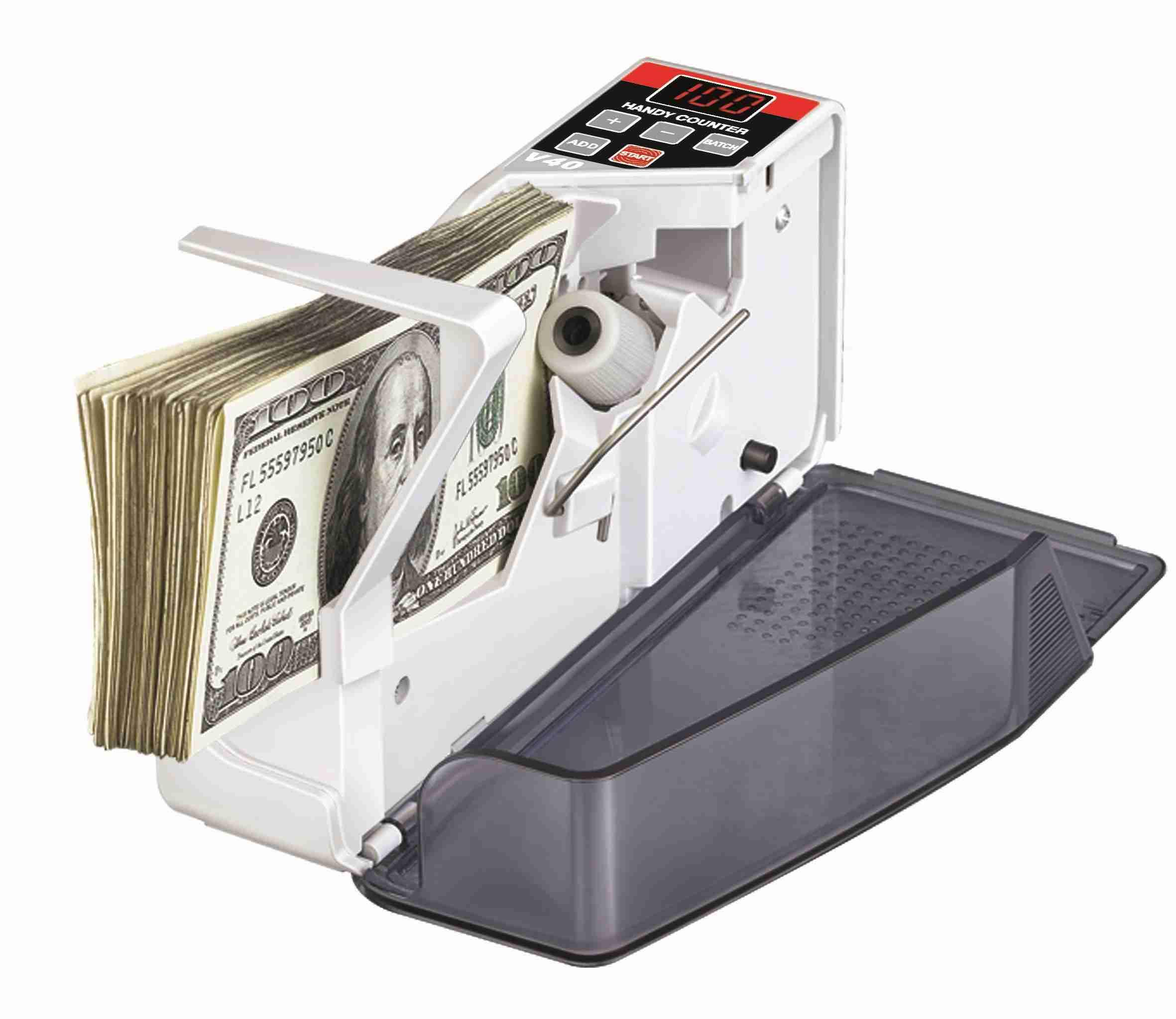מיני סופר שטרות מקצועי Handy Counter V40