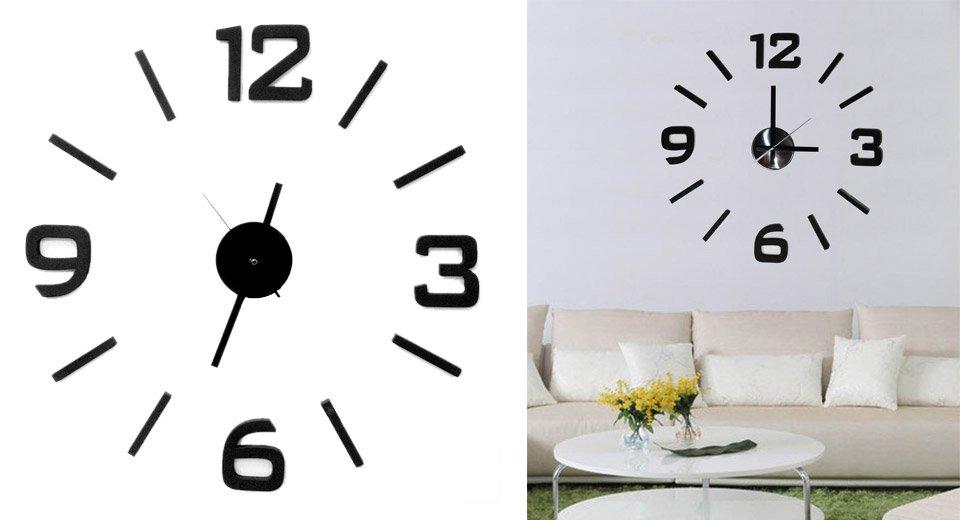 שעון קיר מיוחד