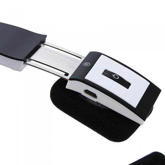 אוזניות קשת אלחוטיות Bluetooth סטריאופונית