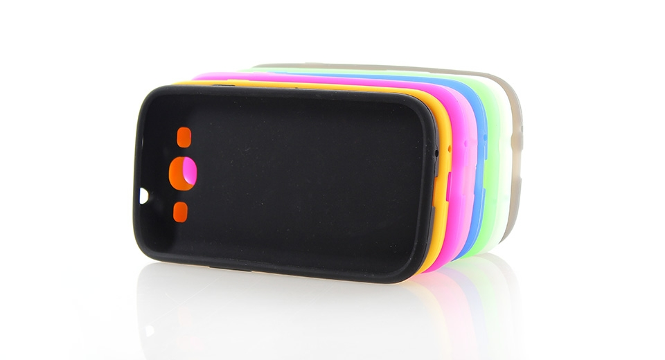 פנל אחורי סיליקון ל Samsung Galaxy S3