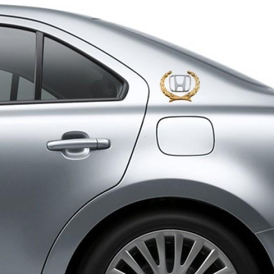 סמלים לרכבים אודי/הונדה/פז'ו