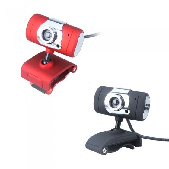 מצלמה רשת עם מיקרופון