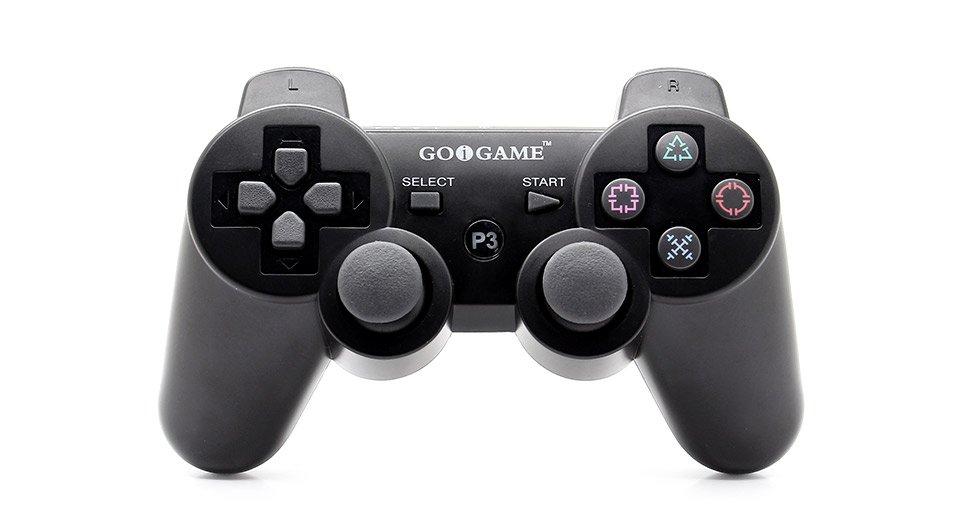 שלט אלחוטי תואם ל PS3 רוטט  Dualshock 3 GOIGAME