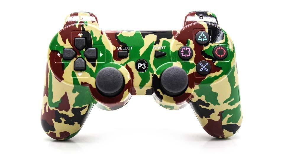 שלט אלחוטי ל PS3 בצבע מגניב רוטט