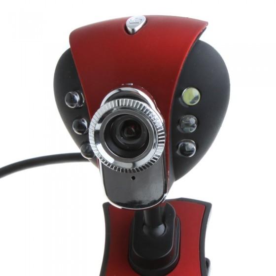 מצלמה רשת עם מיקרופון מובנה