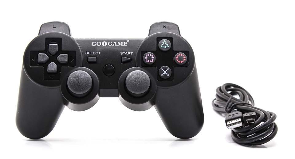 ג'ויסטיק רוטט תואם ל PS3 פלייסטיישן, מתאים גם למחשב GOIGAME
