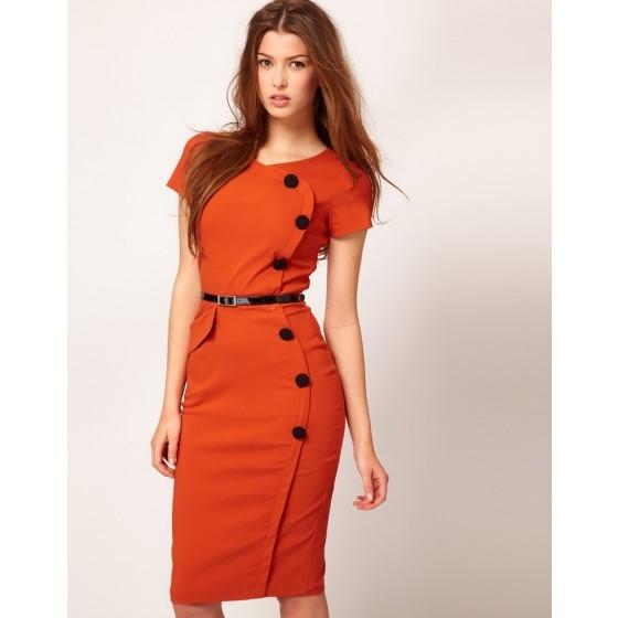 שמלה אלגנטית