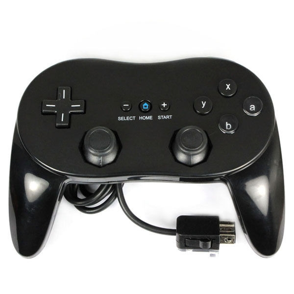 שלט קלאסי מקצועי ל Wii - תמונה 2