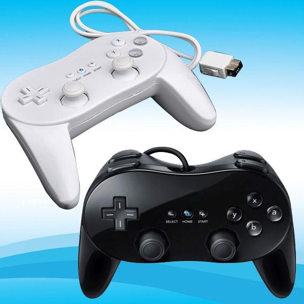 שלט קלאסי מקצועי ל Wii - תמונה 1