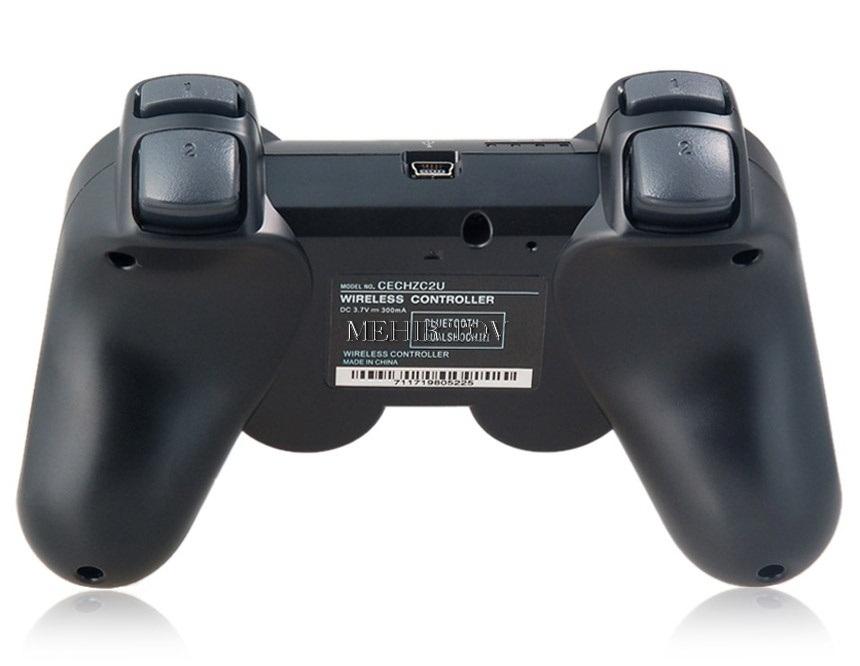 שלט אלחוטי תואם ל PS3 רוטט