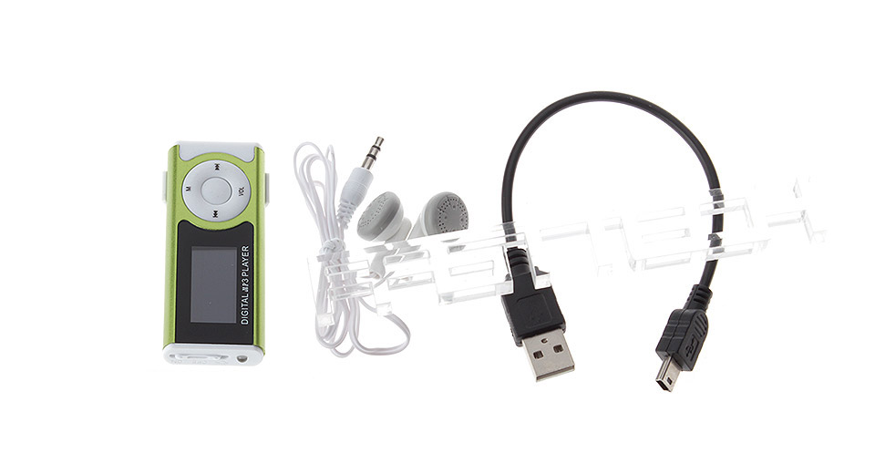 נגן MP3 עם פנס מובנה