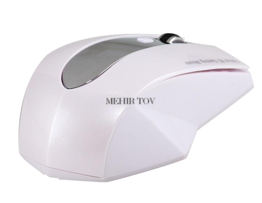 עכבר אלחוטי נטען למחשב עריסה לטעינה
