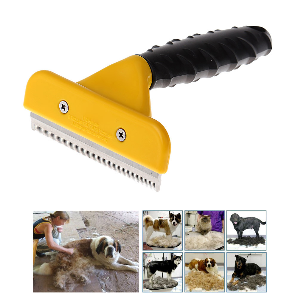מסרק כלבים לנשירת שיער