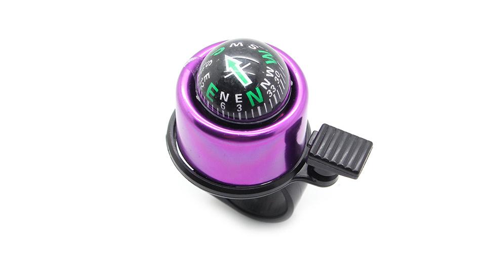 פעמון עם מצפן לאופניים - תמונה 3