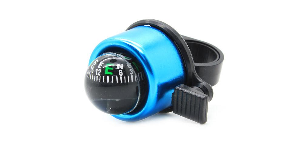 פעמון עם מצפן לאופניים - תמונה 4