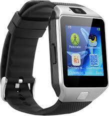 שעון יד עם טלפון סלולרי GSM SIM מובנה