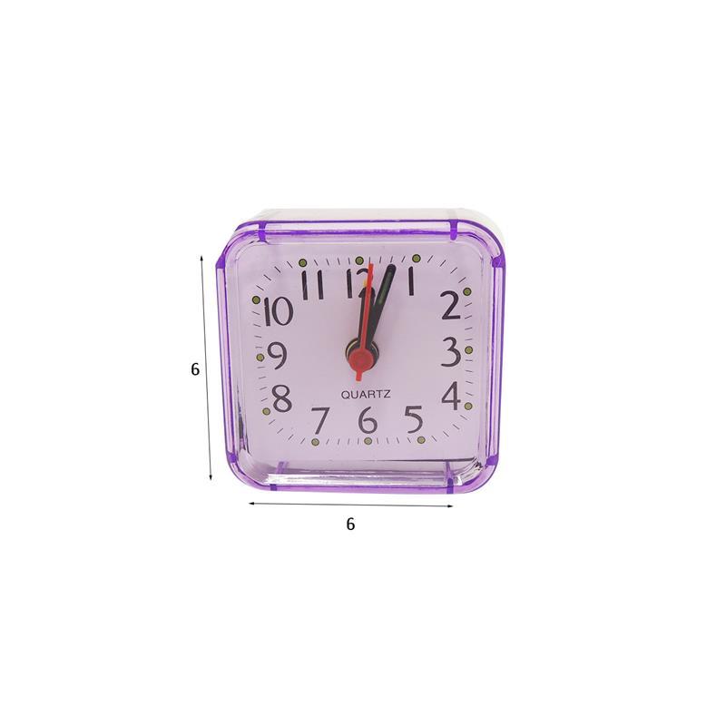 שעון מעורר קטן קומפקטי