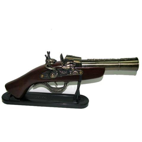 אקדח מצית מעץ עתיק