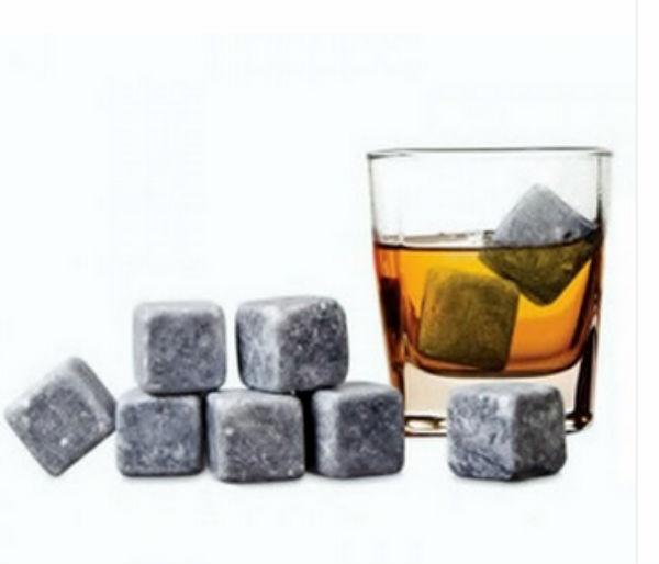 9 יחידות אבני קרח לוויסקי המקורי  Whiskey on the Rocks  - תמונה 2