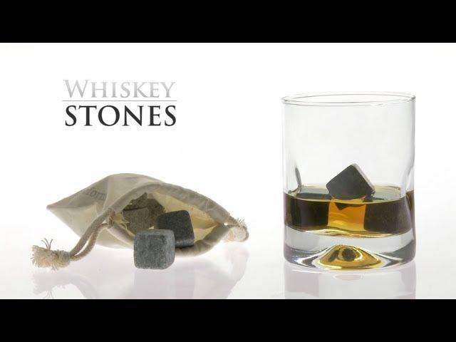 9 יחידות אבני קרח לוויסקי המקורי  Whiskey on the Rocks  - תמונה 1