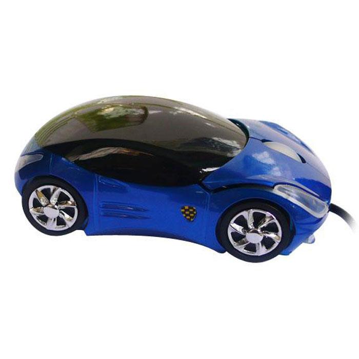 עכבר אופטי למחשב בצורת מכונית
