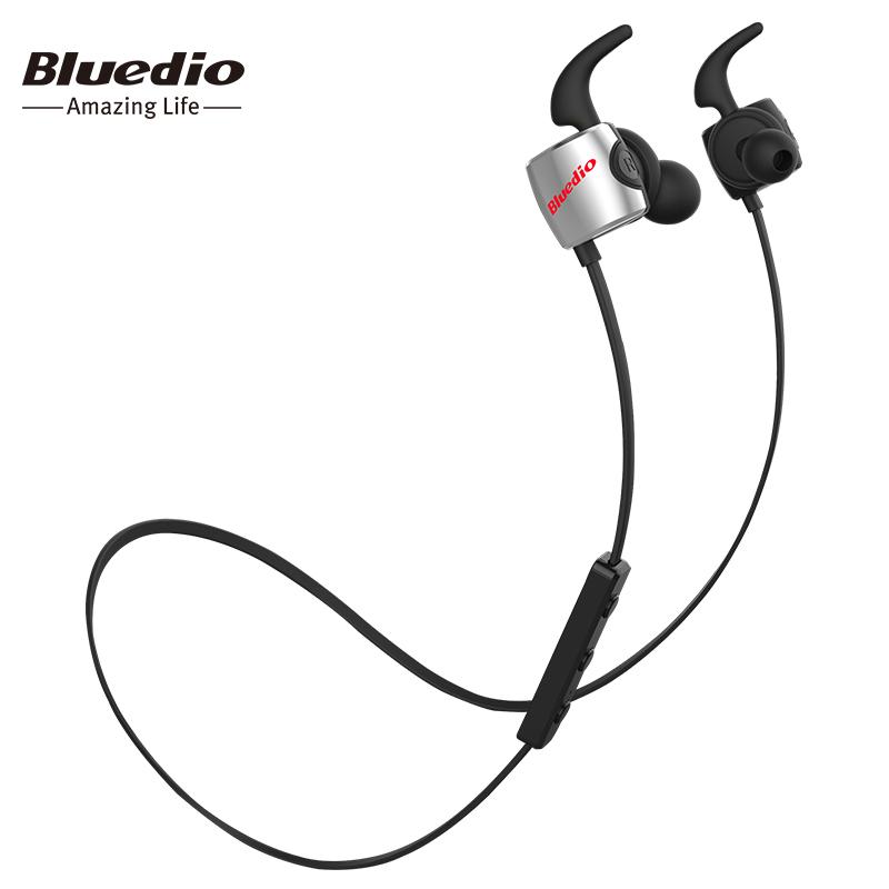אוזניות בלוטוס נטענות Bluedio ספורט TE