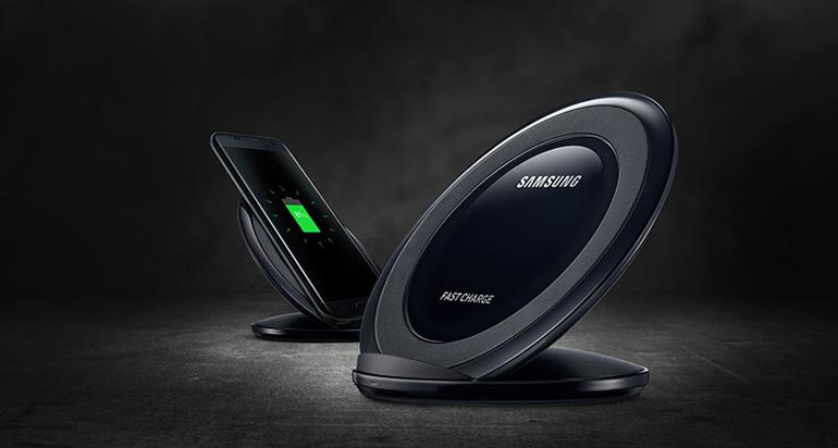 מטען אלחוטי מקורי Samsung S10 יבואן רשמי